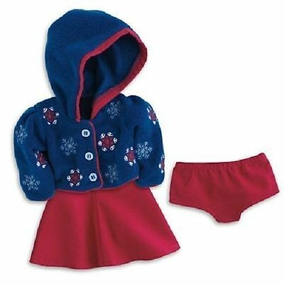 American Girl Molly's Skating Outfit BRAND NEW IN BOX RETIRED! F5112