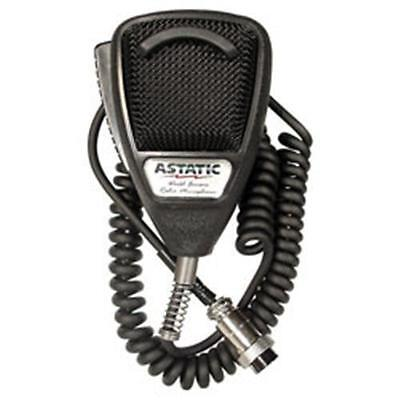 ASTATIC 636L CB / Ham Radio Microphone 4 pin 636 L Mic AUTHORIZED Astatic Dealer on Rummage