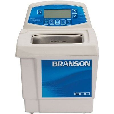 Ultrasonic Cleaner Branson Cpx1800h Digital W Heat Bransonic .5 Gal Cpx-952-118