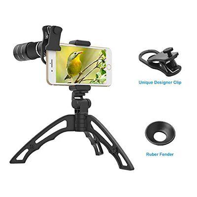 APEXEL 20X Monocular Telescope Lens Best for BirdWatching,