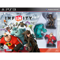 Disney Infinity 1.0 + 2 other Playsets
