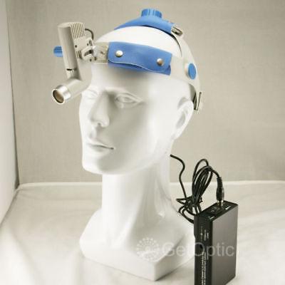 Surgical For Dentalophthalmic Equipment Portable Led Medical Headlight Battery