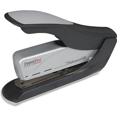 Paperpro High Capacity Stapler - 65 Sheets Capacity - 500 Staples Capacity - Bla