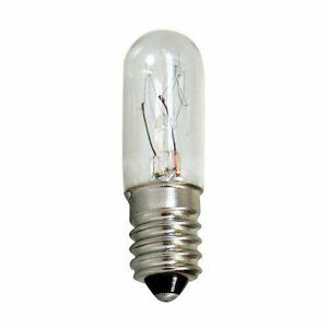 E14 Tube Mini Light Bulb 15w Refrigerator Freezer Standard Incandescent 220v 230 Ebay