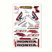 Honda XR Stickers