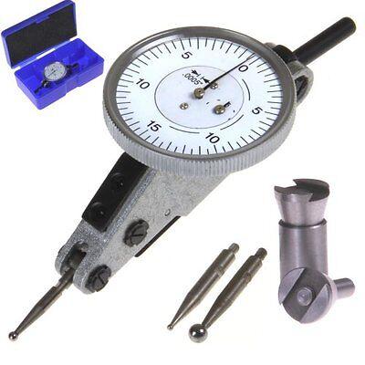 0.060 Range Horizontal Dial Test Indicator .0005