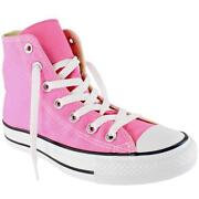 Converse All Star Size 5 Pink