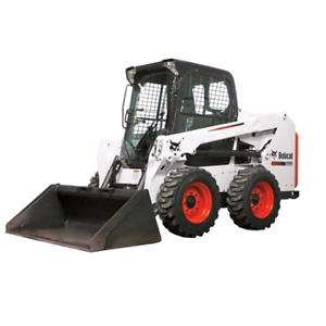 I am looking to operate a skid steer