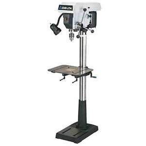 "Delta 16-1/2"" Lazer Crosshair Drill Press"