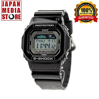 CASIO G-SHOCK GLX-5600-1JF G-LIDE Tide & Moon Data World Time GLX-5600-1 comprar usado  Enviando para Brazil