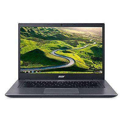 "Brand New Acer CP5-471-C0EX 14"" Chromebook Intel Celeron 3855u 4G 16G SSD Black"