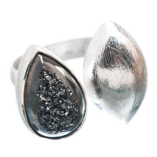 sterling hematite ring ebay