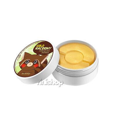 [SECRET KEY] Gold Racoony Hydro Gel Eye & Spot Patch (Eye60P+Spot30P) rinishop