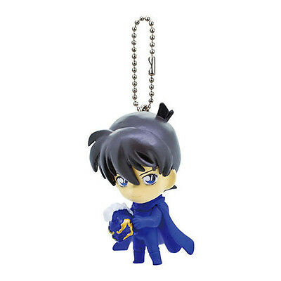 Detective Conan Shinichi Mascot Swing Key Chain Anime Manga NEW