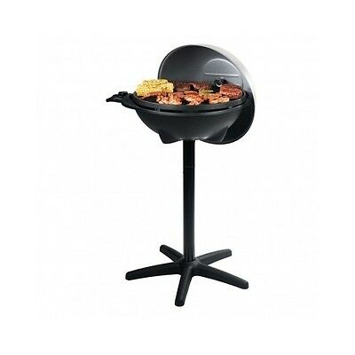 George Foreman GGR50B Outdoor Indoor Grill Electric Smokeless tabletop non-stick