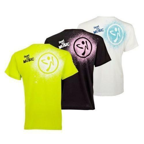 zumba t shirts ebay. Black Bedroom Furniture Sets. Home Design Ideas