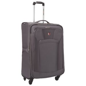 Swiss Gear Lissom 25-In  4-Wheel Expand.Luggage-NEW in box