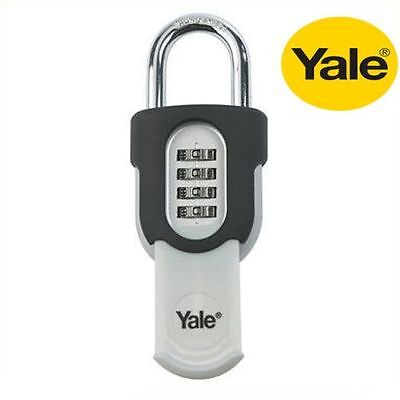 YALE COMBINATION SECURITY PADLOCK 50mm - NEW