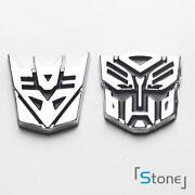 Transformers Decepticon Sticker