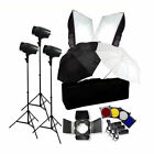 Studio Flash Lighting Kits