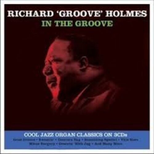 Richard Holmes - In the Groove [New CD] UK - Import