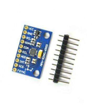 Spiiic Mpu-9250 9-axis Attitude Gyroacceleratormagnetometer Sensor Module