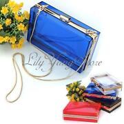 Transparent Handbag
