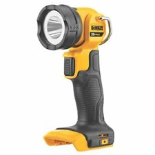 DEWALT 20V MAX Li-Ion LED Work Light DCL040 New Retail packaging- (Light only)