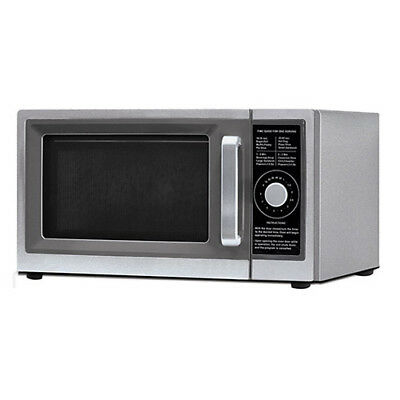 Value Series Dial Timer Commercial Microwave 120v