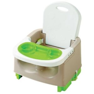 DELUXE BOOSTER SEAT FEEDING CHAIR