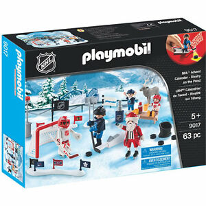 Playmobil  Advent Calendar - NHL Hockey London Ontario image 1