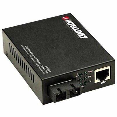 Intellient Network Solutions Gigabit Ethernet Media Converter - 1 x RJ-45