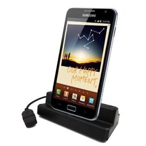 SAMSUNG GALAXY NOTE / NOTE 2 / TAB 3 / TAB S MICRO USB DESKTOP SYNC CHARGE DOCK