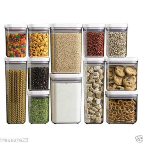 big kitchen storage containers oxo containers ebay 4629