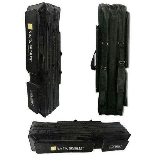 Fishing rod carrying case ebay for Fishing rod cases