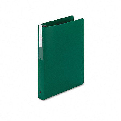 Avery Hanging File Poly Ring 3-ring Binder 1 Capacity Green Ea - Ave14802