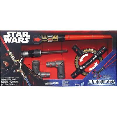 Mattel B8263 Star Wars Spin Action Light Saber