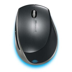 Microsoft Explorer Mini Mouse with Blue track