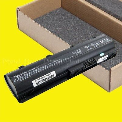 Battery For Hstnn-q60c 593553-001 Hp G62-340us G62-225dx ...