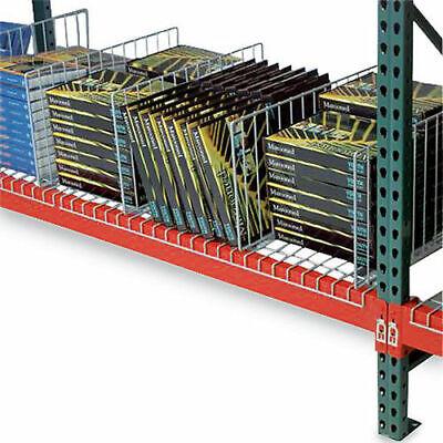 Pallet Rack Wire Deck Divider 34d X 15h - 1 Each