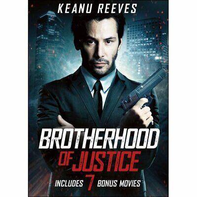 Brotherhood of Justice includes 7 Bonus Movies DVD Box Set Keanu Reeves