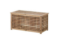 Wooden storage box only £15