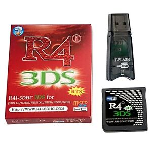 R4i-SDHC 3DS RTS WiFi
