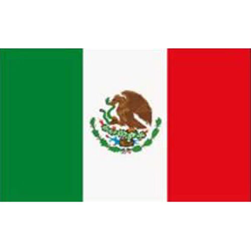 Mexico Flag 5ft x 3ft HY