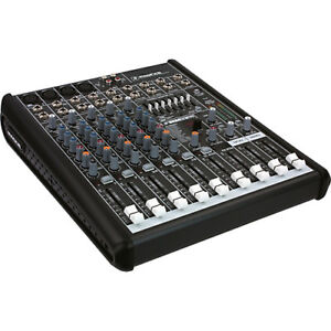 Mackie 8 Channel ProFx8 Compact Mixer