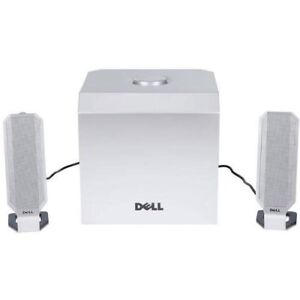 Dell A525 Computer Speakers 2.1 System with Subwoofer xxx