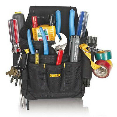 Dewalt Dg5103   Small Maintenance Electrician Handy Man Tool Belt Pouch Holster