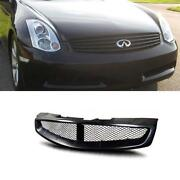 G35 Coupe Front Grill
