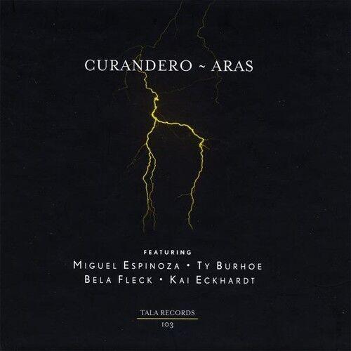 Ty Burhoe - Curandero - Aras [New CD]