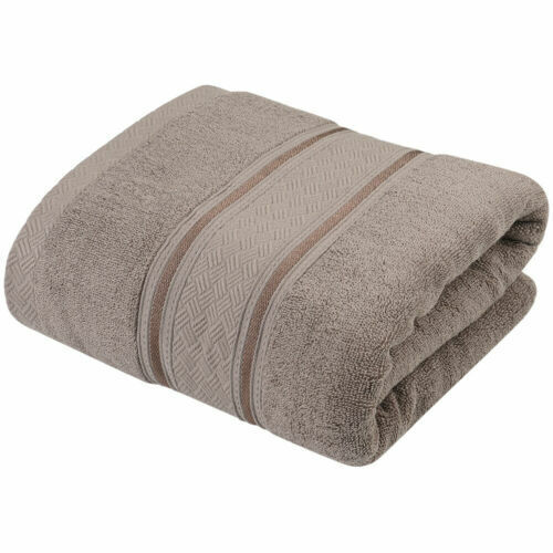 Premium Egyptian Cotton Bath Towels Ultra Plush Soft Absorbe